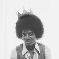 """thejackson5ive: """" """"I don't see how a person can get big-headed. Ever since I can remember I was told, 'Don't get a big head.' I don't see how a person can think they're better than somebody else just because they have a certain job. If I was king I..."""