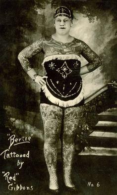 American tattoo history