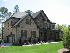New American House Plan with 2833 Square Feet and 5 Bedrooms from Dream Home Source | House Plan Code DHSW10531