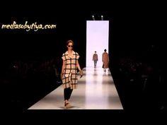 YULIA NIKOLAEVA на Mercedes Benz Fashion Week Russia осень   зима  2016 ...