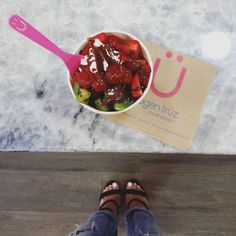 #TGIF Cravings @yogenfruzmty  #YogenPlazaDuendes