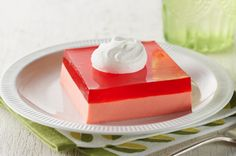 Creamy Layered Squares #kraftrecipes