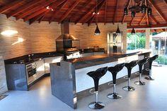 churrasqueiras modernas exterior - Pesquisa Google