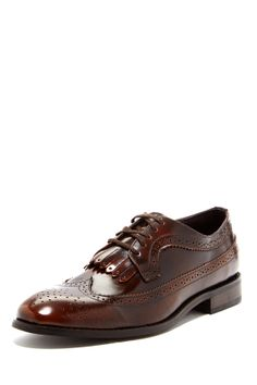 Gera Wingtip Kiltie Oxford on HauteLook