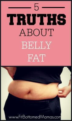 The truth about belly fat and how to get rid of it + an informative links about volume eating, her fave HIT workout, etc