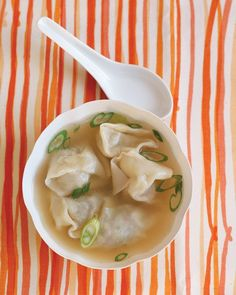 Wonton Soup - Martha Stewart Recipes