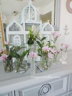 Create a vignette with Supermarket Flowers