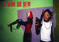 Discover the book that has fascinated photography critics from all over the world. Boogie's Ah Wah Do Dem takes the viewer into the noisy and cryptic underbelly of Kingston, Jamaica.
