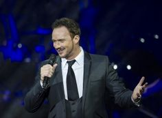 Russell Watson performs on stage at Symphony Hall on March 2014 in Birmingham, United Kingdom. Get premium, high resolution news photos at Getty Images Birmingham, Over The Years, United Kingdom, Stage, The Unit, News, March, Music, Musica