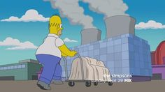 The Simpsons - Episode 25.01 - Homerland - Promo