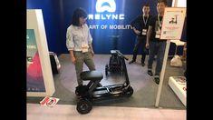 Новинка 2018! Складной электроскутер Relync R1 - новый вид транспортного...