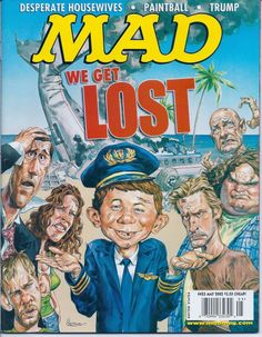 Mad Magazine 453 May 2005 Collectible Comic Book