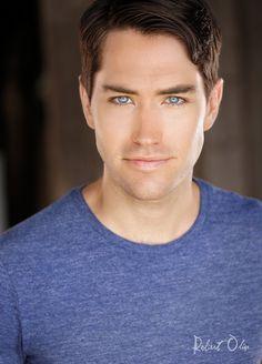 Headshot of Actor Cooper Wise from Robert Olin Studios