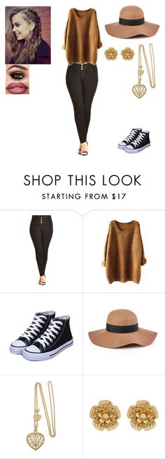 """gabbie"" by nkenge-sawyer on Polyvore featuring City Chic, Reiss and Miriam Haskell"
