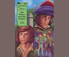 The Prince and the Pauper by Mark Twain, Audiobook, 41 min.