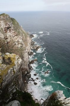 View of Cape Point, Cape Horn, South Africa Malta Beaches, Table Mountain, Making Waves, Our World, South Africa, Tourism, National Parks, Places To Visit, Landscape