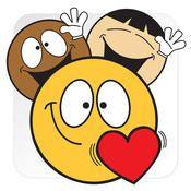 Emojidom faccine smile ed emoticon gratis per WhatsApp e messaggi
