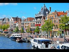 Netherlands-Beautiful Haarlem  (Holland) Part 3 - YouTube