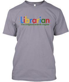 Librarian (The original search engine) | Teespring