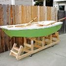 Sabotina by James Glen L, Small Boats, Storage, Furniture, Design, Home Decor, Purse Storage, Decoration Home, Room Decor