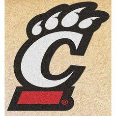 FANMATS NCAA University of Cincinnati Mascot Mat