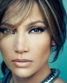 Jennifer Lopez photographed by Marc Hom