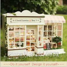 gratis verzending diy poppen met de hand gemaakte houten poppenhuis miniatuur accessoires meubels speelgoed speelgoed poppenhuizen verjaardagscadeau dh52