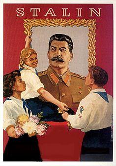 POLISH COMMUNIST PROPAGANDA POSTERS - My Thousand Trinkets