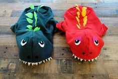 No see Dino hoodies Toddler Dinosaur Costume, Dino Costume, Puppy Costume, Diy Dog Costumes, Halloween Costumes, Bird Barn, Barn Owls, Colorful Hoodies, Recipes