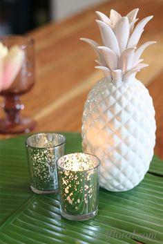 Pineapple Decor. One