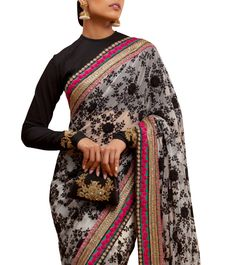 Would love to wear this beautiful Sari for a evening Reception / Party