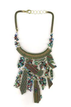 Erickson Beamon spring 2013 jewelry