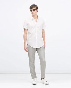 Shirts - Men   ZARA United States