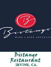 Bistango Restaurant Wedding Venues In Irvine California #weddingsorangecounty