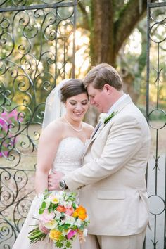 Rustic Chic Legare Waring House Wedding // Dana Cubbage Weddings // Charleston SC + Destination Wedding Photographer