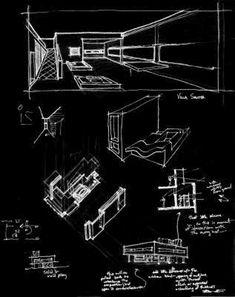 """Le Corbusier, Villa Savoye. Una Vivienda que transformó la Arquitectura.    Al hablar de la Villa Savoye estamos hablando de una de las obras arquitectónicas que revolucionó la Arquitectura en el siglo XX en la que el maestro Charles Édouard Jeanneret, conocido mundialmente por su legendario apodo Le Corbusier plasma lo que sería la definición material de """"Los 5 puntos de la Arquitectura""""."""