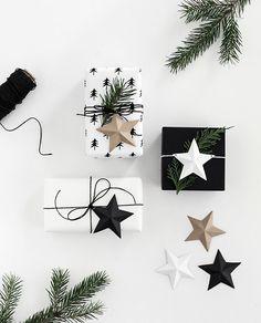 Paper stars 3D