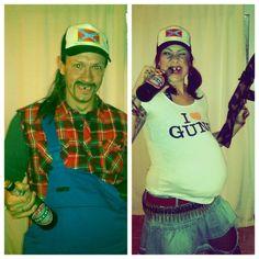 redneck costume