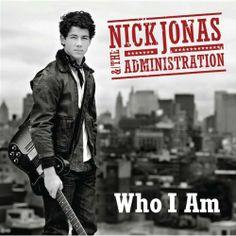 Nick Jonas: Who i am - (CD Single) - 2010.