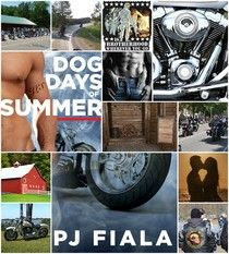 myBook.to/DogDaysofSummer     Owning Rolling Thunder Motorcycles, Inc. and raising his twin sons was top priority in Dog's life. That was until he met Jocelyn James, the sweet, loving single mother of Gunnar, a young man who works for Dog.  Joci raised Gunnar alone after her cheating, dickhead of a boyfriend ran off with another woman. She finished school, started her own graphic design business and hung out with friends and family. The last thing on her mind was men! That is until she met D...