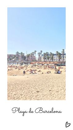 Barcelona üzenete - In my backpack Barcelona, Sangria, San Francisco Skyline, Dolores Park, Beach, Water, Travel, Outdoor, Instagram