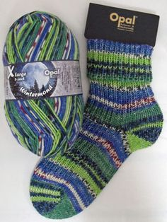 Yarn 8ply double knit wintermoon chunky warming sock- and jumperyarn with free…