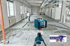 Bosch Rotation Lasers from Power Tools UK