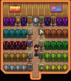 """Obtain wonderful tips on """"greenhouse design layout"""". They are actually readily available for you on our internet site. Stardew Farms, Stardew Valley Farms, Stardew Valley Layout, Stardew Valley Tips, Stardew Valley Fanart, Farm Layout, Video Games, Website, Game Art"""