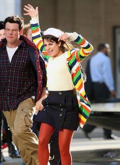 Photo of finchel for fans of Finn & Rachel 29606705 Glee Cory Monteith, Lea And Cory, Lea Michele, Fans, Fashion, Moda, Fashion Styles, Fashion Illustrations