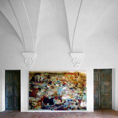 PALAU DE CASAVELLS: A 15th Century Palace Turns Gallery & Weekend Home  |  Photo by Andrés Flajszer