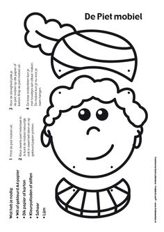 Knutsel je eigen Piet-mobiel