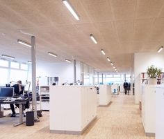 Troldtekt acoustic panels by Troldtekt | Acoustic solutions | Ceiling systems