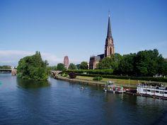 O que fazer em algumas horas em Frankfurt - - Viajoteca – Blog de Viagens