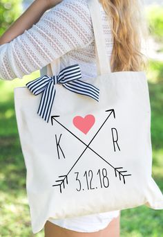 BRIDE TO BE BAG SHOPPER TOTE BAG CHOICE OF COLOUR CARRY BAG GIFT PRESENT HEARTS